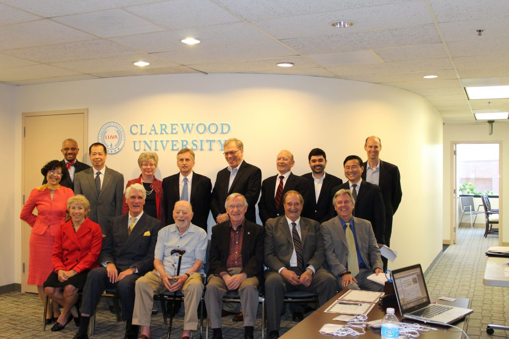 CUVA Board Meeting on April 18, 2015