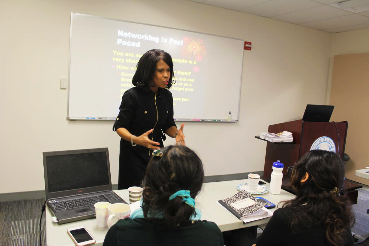 CUVA Speaker Series 1 : Networking & Leadership for the 21st Century