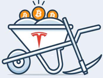 Bitcoin + Tesla